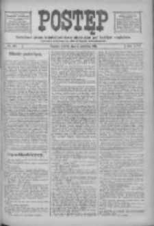 Postęp: narodowe pismo katolicko-ludowe niezależne pod każdym względem 1916.09.05 R.27 Nr202
