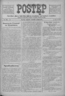 Postęp: narodowe pismo katolicko-ludowe niezależne pod każdym względem 1916.09.10 R.27 Nr207
