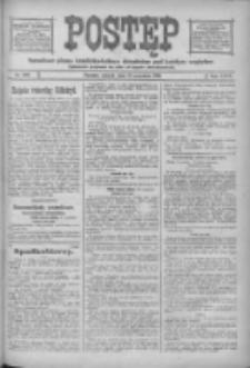 Postęp: narodowe pismo katolicko-ludowe niezależne pod każdym względem 1916.09.12 R.27 Nr208