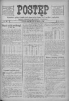 Postęp: narodowe pismo katolicko-ludowe niezależne pod każdym względem 1916.09.24 R.27 Nr219