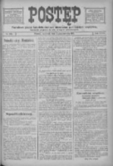 Postęp: narodowe pismo katolicko-ludowe niezależne pod każdym względem 1916.10.05 R.27 Nr228