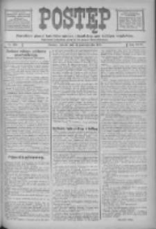 Postęp: narodowe pismo katolicko-ludowe niezależne pod każdym względem 1916.10.31 R.27 Nr250