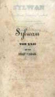 Sylwan 1847-1848
