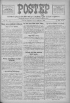 Postęp: narodowe pismo katolicko-ludowe niezależne pod każdym względem 1916.11.26 R.27 Nr271