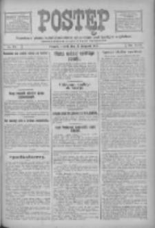 Postęp: narodowe pismo katolicko-ludowe niezależne pod każdym względem 1916.11.28 R.27 Nr272