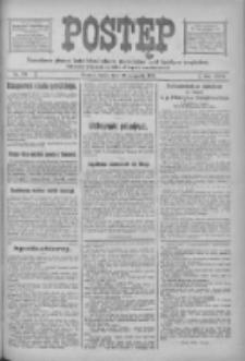 Postęp: narodowe pismo katolicko-ludowe niezależne pod każdym względem 1916.11.29 R.27 Nr273