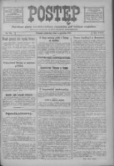 Postęp: narodowe pismo katolicko-ludowe niezależne pod każdym względem 1916.12.03 R.27 Nr277