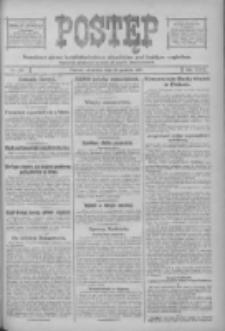 Postęp: narodowe pismo katolicko-ludowe niezależne pod każdym względem 1916.12.10 R.27 Nr282