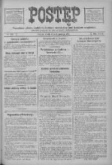 Postęp: narodowe pismo katolicko-ludowe niezależne pod każdym względem 1916.12.13 R.27 Nr284