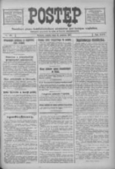Postęp: narodowe pismo katolicko-ludowe niezależne pod każdym względem 1916.12.16 R.27 Nr287