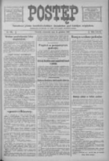 Postęp: narodowe pismo katolicko-ludowe niezależne pod każdym względem 1916.12.21 R.27 Nr291
