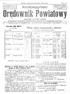 Krotoszyński Orędownik Powiatowy 1932.01.09 R.57 Nr2