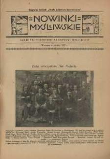 Nowinki Myśliwskie 1927 Nr12