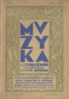 Muzyka. 1936 R.13 nr7-12