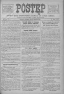 Postęp: narodowe pismo katolicko-ludowe niezależne pod każdym względem 1916.12.28 R.27 Nr295