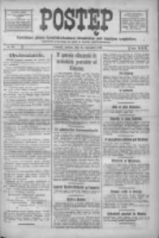Postęp: narodowe pismo katolicko-ludowe niezależne pod każdym względem 1919.01.11 R.30 Nr8