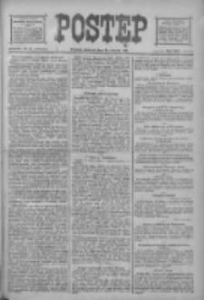Postęp: narodowe pismo katolicko-ludowe niezależne pod każdym względem 1919.01.23 R.30 Nr18