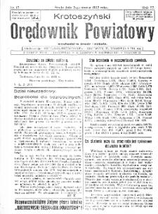 Krotoszyński Orędownik Powiatowy 1932.03.02 R.57 Nr17