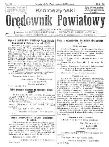 Krotoszyński Orędownik Powiatowy 1932.03.12 R.57 Nr20