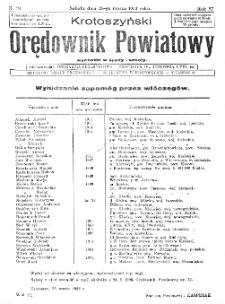 Krotoszyński Orędownik Powiatowy 1932.03.26 R.57 Nr24