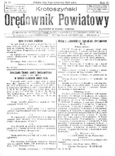 Krotoszyński Orędownik Powiatowy 1932.04.09 R.57 Nr27