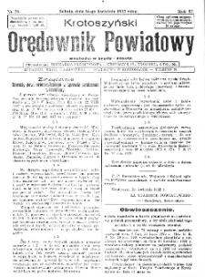 Krotoszyński Orędownik Powiatowy 1932.04.16 R.57 Nr29