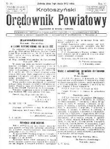 Krotoszyński Orędownik Powiatowy 1932.05.07 R.57 Nr34