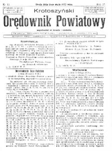 Krotoszyński Orędownik Powiatowy 1932.05.11 R.57 Nr35