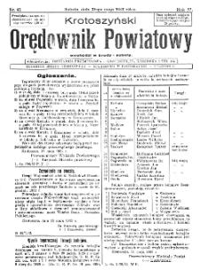 Krotoszyński Orędownik Powiatowy 1932.05.28 R.57 Nr40
