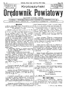 Krotoszyński Orędownik Powiatowy 1932.06.02 R.57 Nr50