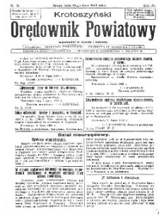 Krotoszyński Orędownik Powiatowy 1932.07.13 R.57 Nr53