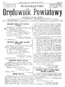 Krotoszyński Orędownik Powiatowy 1932.08.03 R.57 Nr59