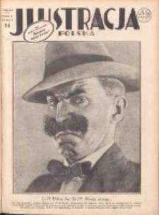 Jlustracja Polska 1933.04.01 R.6 Nr14