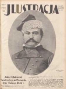 Jlustracja Polska 1933.04.09 R.6 Nr15