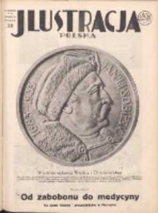 Jlustracja Polska 1933.09.17 R.6 Nr38