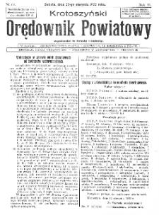 Krotoszyński Orędownik Powiatowy 1932.08.20 R.57 Nr64