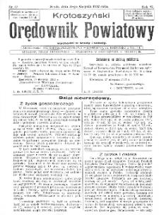Krotoszyński Orędownik Powiatowy 1932.08.31 R.57 Nr67
