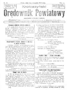 Krotoszyński Orędownik Powiatowy 1932.09.07 R.57 Nr69