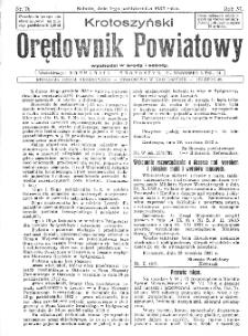 Krotoszyński Orędownik Powiatowy 1932.10.01 R.57 Nr76