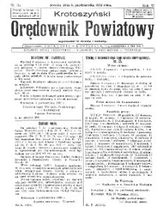 Krotoszyński Orędownik Powiatowy 1932.10.08 R.57 Nr78