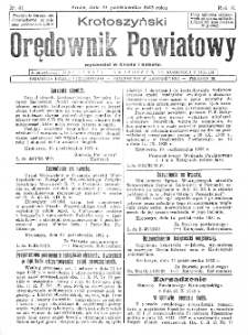 Krotoszyński Orędownik Powiatowy 1932.10.19 R.57 Nr81