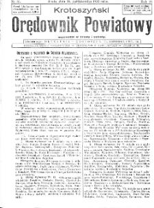 Krotoszyński Orędownik Powiatowy 1932.10.26 R.57 Nr83