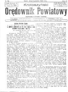 Krotoszyński Orędownik Powiatowy 1932.12.14 R.57 Nr96