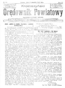 Krotoszyński Orędownik Powiatowy 1932.12.24 R.57 Nr99