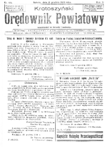 Krotoszyński Orędownik Powiatowy 1932.12.31 R.57 Nr100