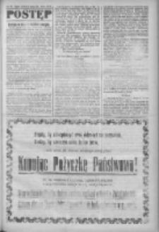 Postęp: narodowe pismo katolicko-ludowe niezależne pod każdym względem 1919.02.09 R.30 Nr33