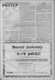 Postęp: narodowe pismo katolicko-ludowe niezależne pod każdym względem 1919.02.15 R.30 Nr38