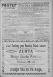 Postęp: narodowe pismo katolicko-ludowe niezależne pod każdym względem 1919.02.16 R.30 Nr39