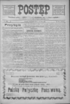 Postęp: narodowe pismo katolicko-ludowe niezależne pod każdym względem 1919.03.02 R.30 Nr51