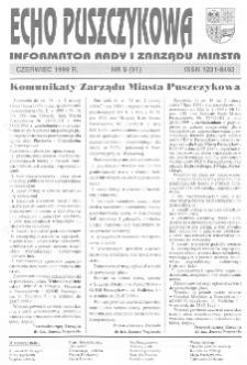 Echo Puszczykowa 1999 Nr5(91)